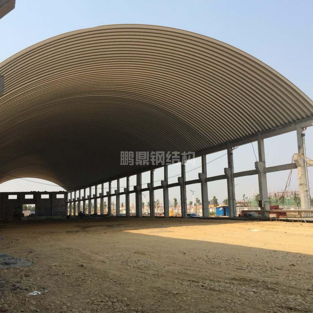 秦皇岛拱形屋顶-金属拱形屋顶生产商